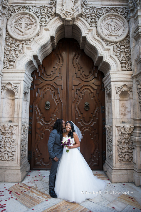 Mr And Mrs Simmons Wedding At The Mission Inn Riverside
